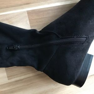 ASOS Shoes - ASOS KASBA Flat Over the Knee Boots Black UK 8